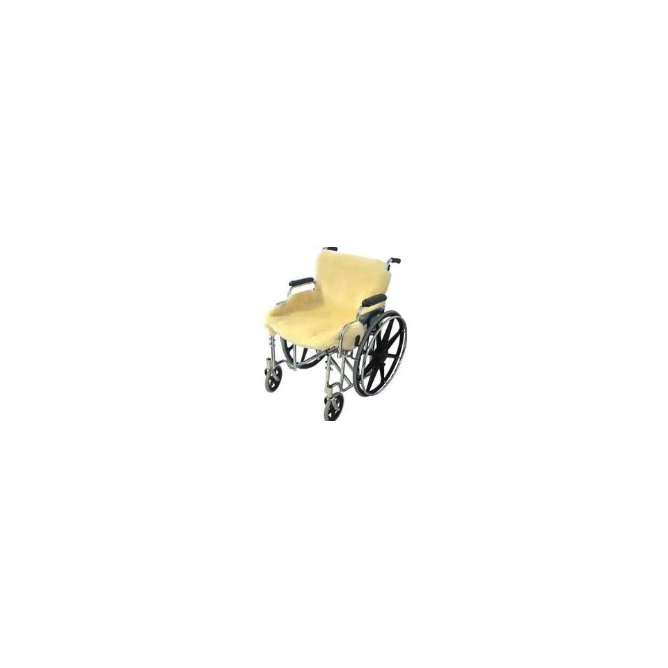 Sheepskin Ranch Sheep Skin Wheelchair Seat Cover   110