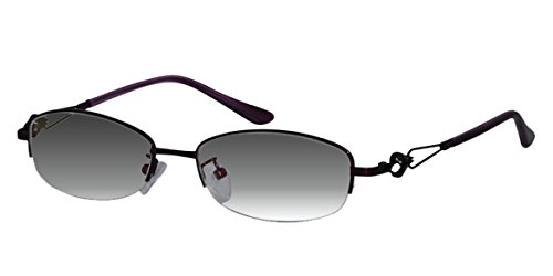 Sun Readers Online Sunglasses Women Oval Women Violet Fashion Only No Rx