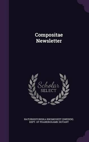 Compositae Newsletter