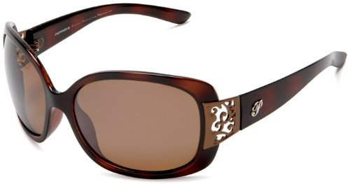 Pepper's Women's Posy Sport Polarized Sunglasses,Shiny