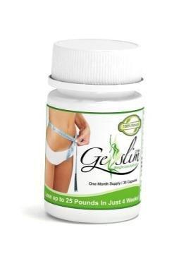 GelSlim - 30 Day Supply Weight Loss Soft Gel, Lose up to 25 Pounds in Just 4 Weeks