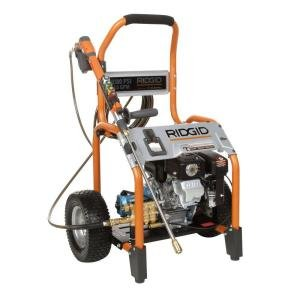 Ridgid 3,300 Psi 3 GPM Gas Pressure Washer