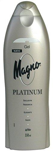 MAGNO - GEL MAGNO PLATINUM 550 ML.-unisex