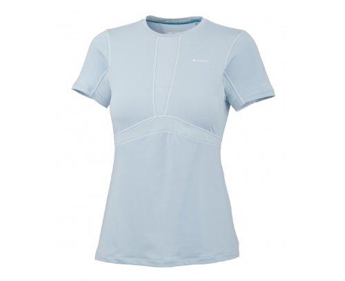 COLUMBIA Ladies Lightweight Short Sleeve Baselayer