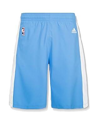 adidas Bermuda Denver Nuggets (Azul / Blanco)