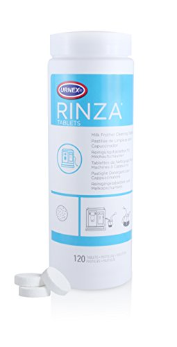 Rinza Milk Frother Cleaning Tablets (Steam Wand Cleaner compare prices)