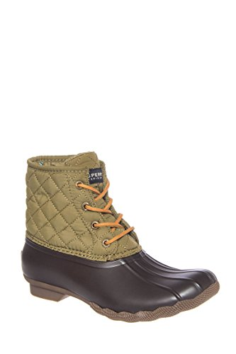 Saltwater Quilted Rain Boot