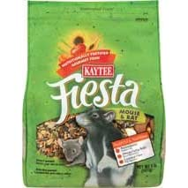Central Avian &#038; Kaytee Fiesta Mouse Rat Food 2 Pounds - 100032300