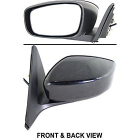 Mirror Glass Replacement Passenger Side W//Turn Signal For Cadillac DTS 06-08