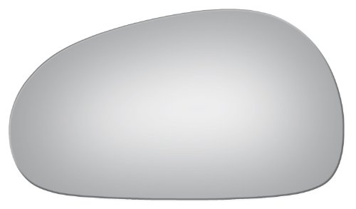 1994-2004 FORD MUSTANG Flat, Driver Side Replacement Mirror Glass (1996 Mustang Driver Side Mirror compare prices)