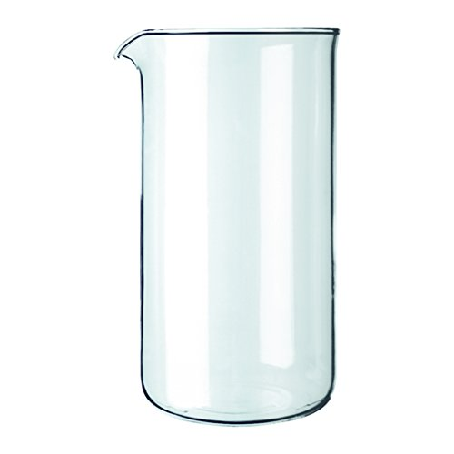 Bodum 12-Ounce Coffee Press Replacement Beaker, Glass (Bodum Coffee Presses compare prices)
