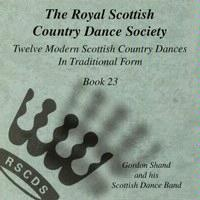 Royal Scottish Country Dance Society (RSCDS) Vol.23
