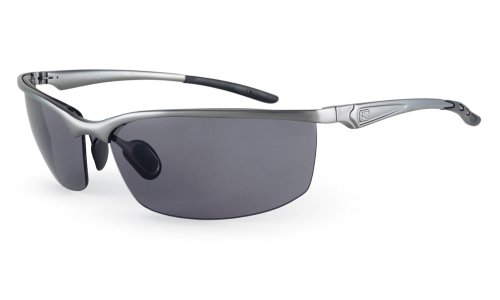 Sundog Kp Sunglasses with Matte Gun Metal Frame