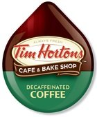 TIM HORTON'S Decaf COFFEE T DISCS 28 COUNT from TIM HORTONS