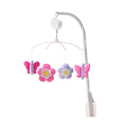 Parents Choice Whimsical Garden Musical Mobile - 1