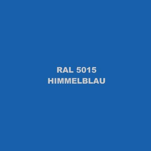 7 Kg Avec Durcisseur Lp3g Mat Bleu Ciel Ral 5015 Kpaintfr