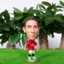 """Manchester United Manchester United Angel Di Maria #7 Toy Figure 2.5"""""""