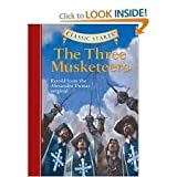 Image of Classic Starts: The Three Musketeers (Classic Starts Series) Abridged edition