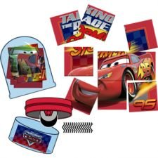 Disney Cars Remix Rolling Stampers 4pc