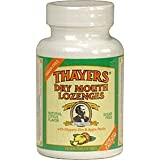 Thayers Sugar-Free Dry Mouth Lozenges, Citrus, 100 Count