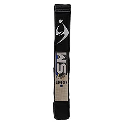 SM Ultra Power (Shotgun) English Willow Cricket Bat, Short Handle
