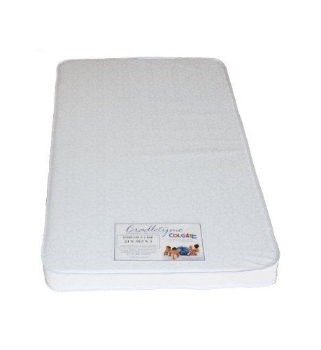 Colgate Portable Crib / Mini Crib Mattress front-401902