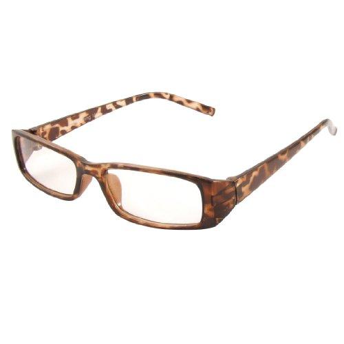 sourcingmapr-ladies-brown-leopard-pattern-full-rim-clear-lens-plain-glasses-eyeglasses