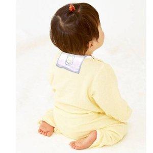 赤ちゃんの汗取りパット 3色組