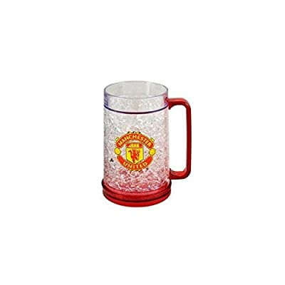 Manchester United FC Crest Freezer Tankard