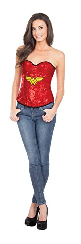 Wonder Woman Red Sequin C