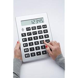 Jumbo Low vision Calculator - TALKING