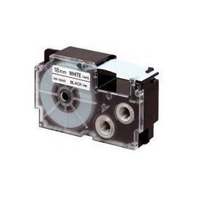 Prestige Cartridge Nastro per Etichette, Sostituisce XR-18WE/XR-18WE1, 18mm x 8m, 1 Pezzo, Nero su Bianco