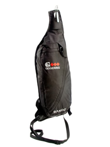 Geigerrig Rig Bando Hydration Pack (Black)