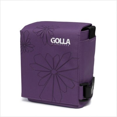 Golla Sun Camcorder Bag - Purple (G865)