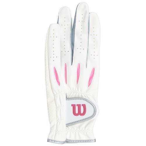 キャスコ ウイルソン【レディス】2010 WilsonパフォーマンスNEO グローブ WP-1016L ホワイト×ピンク 18cm