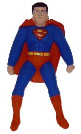 "18"" Superman Plush Doll Toy"