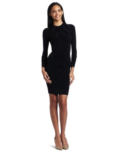 French Connection Women's Scuba Stretch Dress