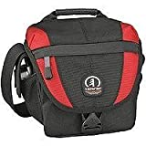 Tamrac 5531 Adventure Messenger 1 Camera Bag (Red/Black)