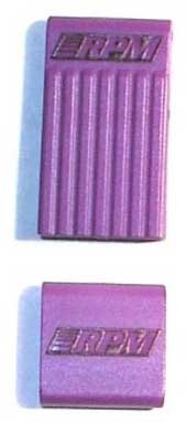 RPM E/T-Maxx Bulkhead Brace, Purple