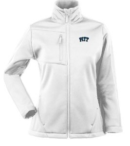 NCAA Pittsburgh Panthers Traverse Jacket Ladies by Antigua