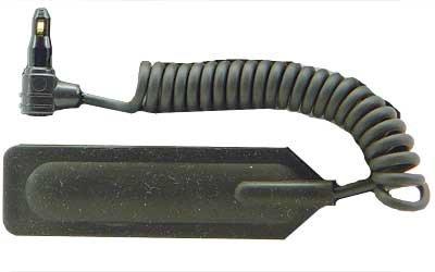 X-Series Shotgun Remote Curly 8In