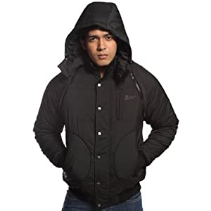 Pepe Jeans Mens Black Jacket | Colour Black | Size M