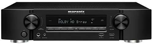 Find Cheap Marantz NR1506 5.2 Channel Network Audio/Video Surround Receiver with Bluetooth and Wi-Fi
