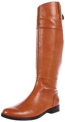 Lauren Ralph Lauren Women's Jenessa Riding Boot,Polo Tan,7.5 M US