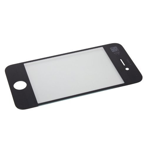 Touch Screen Glass Digitizer Replacement For Iphone 4 4G At&T Gsm Black + Tools