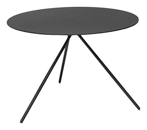 Lourens Fisher mamma tavolino in nero, metallo