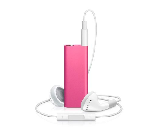 Apple iPod shuffle 2 GB Pink (4th Generation) NEWEST MODEL by Apple