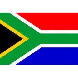 5ft X 3ft South Africa National Flag