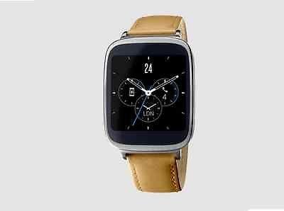 New* Asus Zenwatch Smart Watch Smartwatch Leather Android Wear Zen Watch