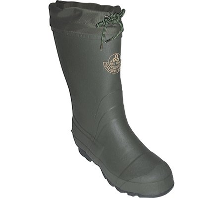 Pro Line Men's Rubber Pac Waterproof Fashion Boots